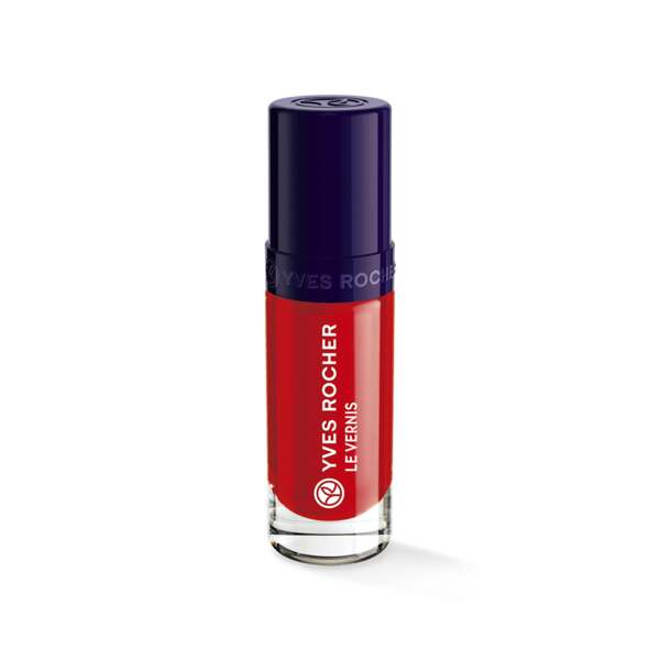 Botanical Color Nail Polish - Red Hisbiscus