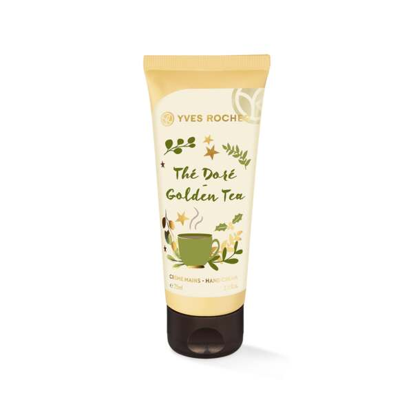 Golden Tea Hand Cream