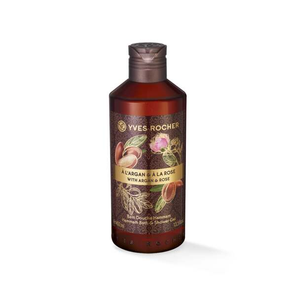 Argan Rose Hammam