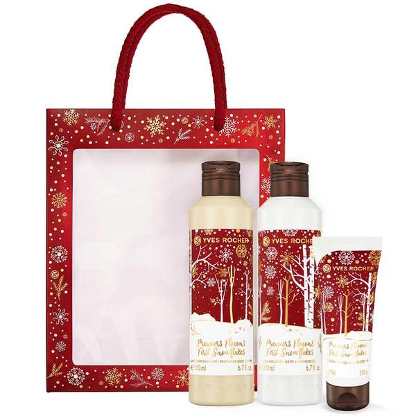 First Snowflakes Essentials Trio Gift Set