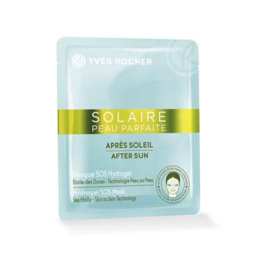 Hydrogel SOS Mask