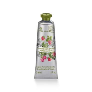 Energizing Raspberry Peppermint Hand Cream