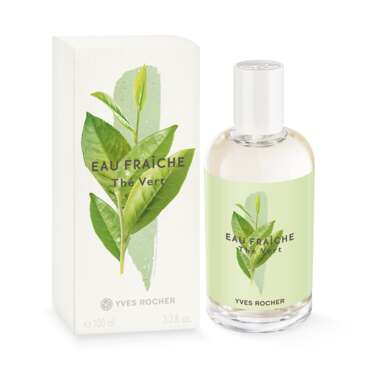Green Tea Eau Fraîche, Perfume, Fragrance