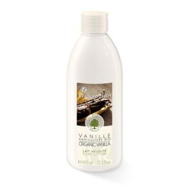 Organic Vanilla Body Lotion