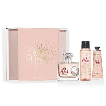 Oui à L'Amour Fragrance Gift Set, Women Eau de Parfum, Gift Ideas