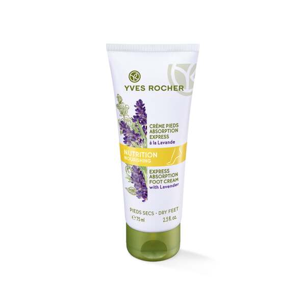 Nourishing Foot Cream - Express Absorption