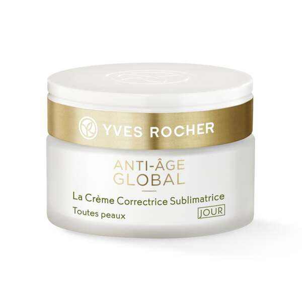 The Anti-Aging Beautifying Cream Day - All Skin Types - anti-wrinkles - skincare