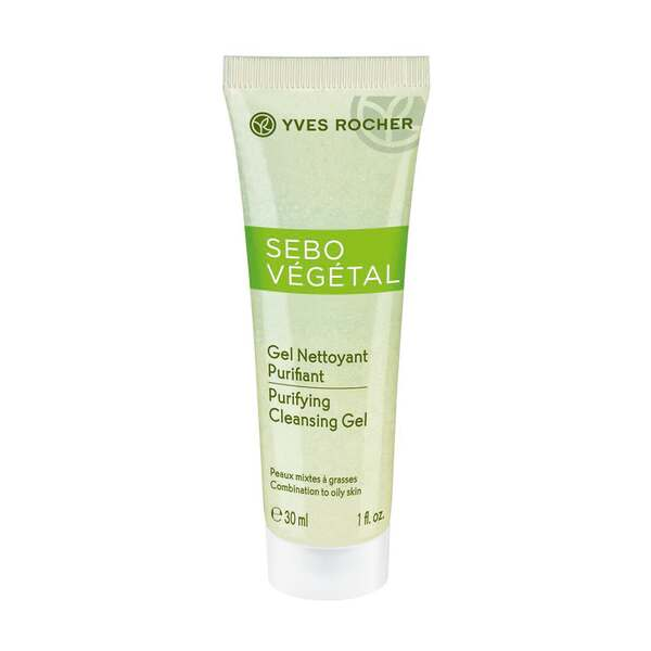 Purifying Cleansing Gel 30ml - Travel Size - Skincare, combination to oily skin