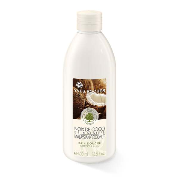 Malaysian Coconut Shower Gel