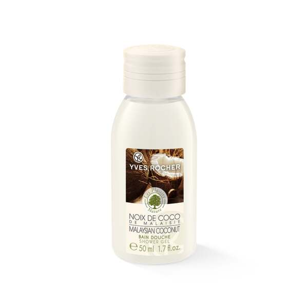 Malaysian Coconut Shower Gel - Travel size