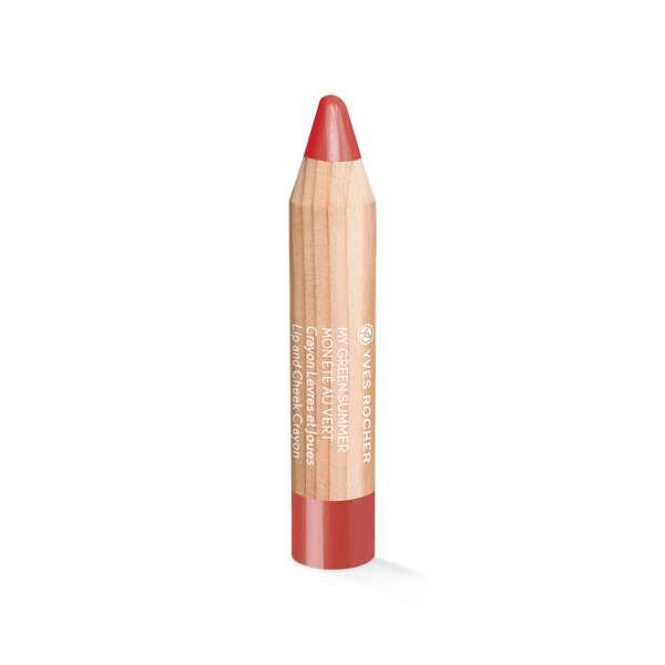 Lip and Cheek Crayon - Makeup,lips,cheeks,complexion,My Green Summer