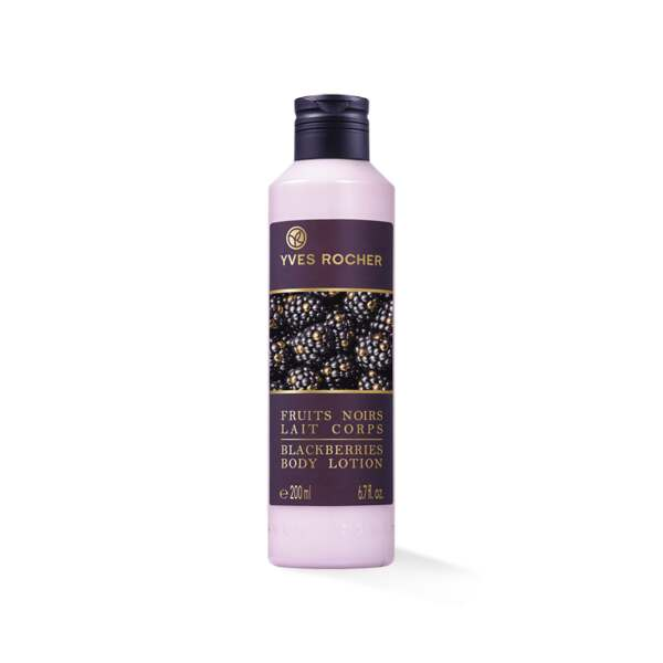 Blackberries Body Lotion