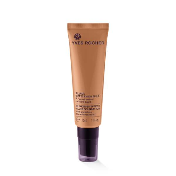 Sunkissed Effect Fluid Foundation - Summer Makeup
