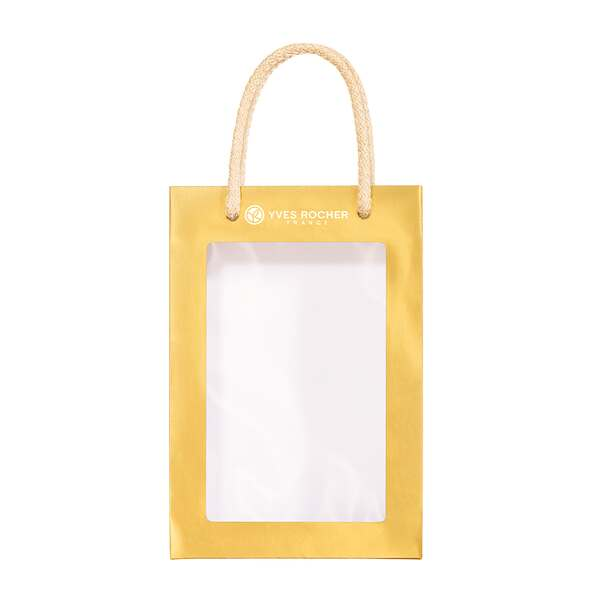 Golden Gift Bag, Accessories and gift ideas