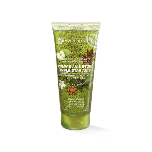 Exfoliating Shower Gel - Apple Star Anise