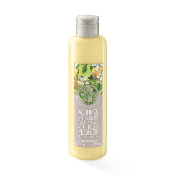 Citrus Flower Body Lotion