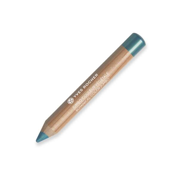 BOTANICAL COLOR JUMBO 2-in-1 jumbo eye pencil : eyeshadow and liner - Pearly Turquoise Agave