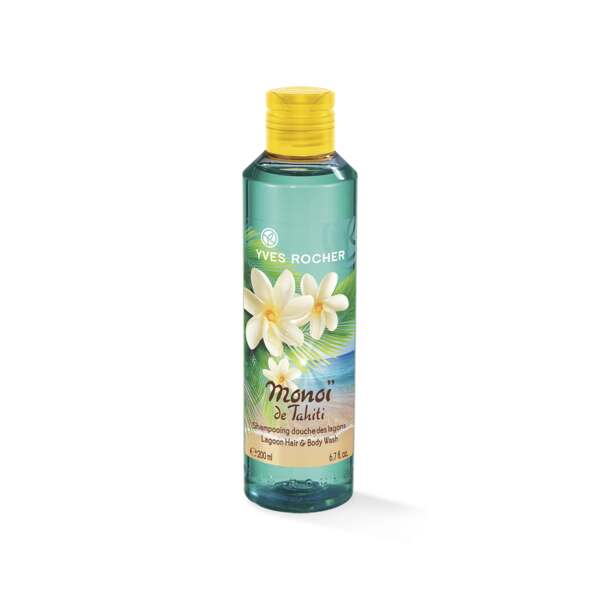 Lagoon Hair & Body Wash