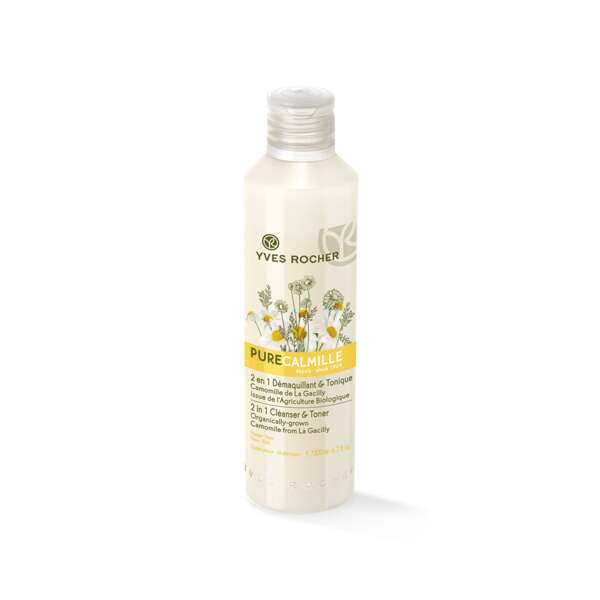 2-in-1 Cleanser + Toner