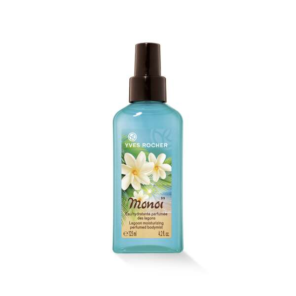 Lagoon Moisturizing Perfumed Body Mist