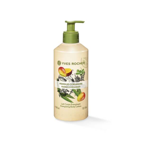 Energizing Body Lotion - Mango Coriander