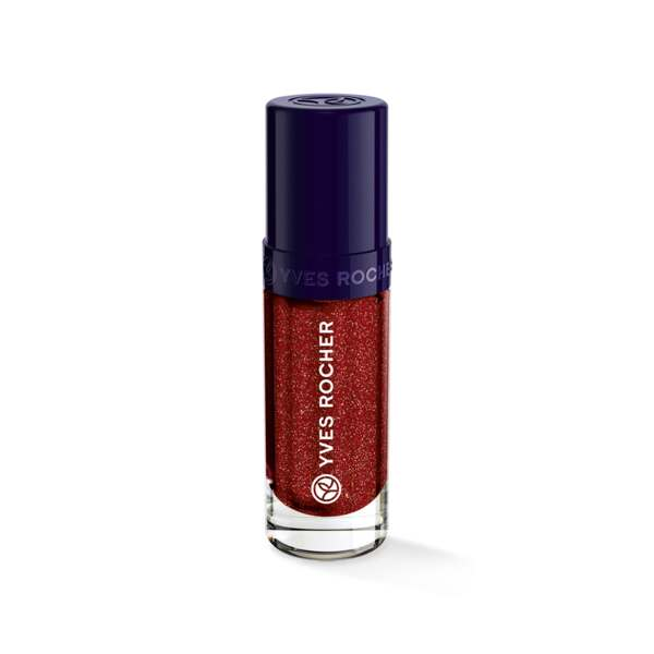 Botanical Colour Nail Polish - Sparkling Cranberry