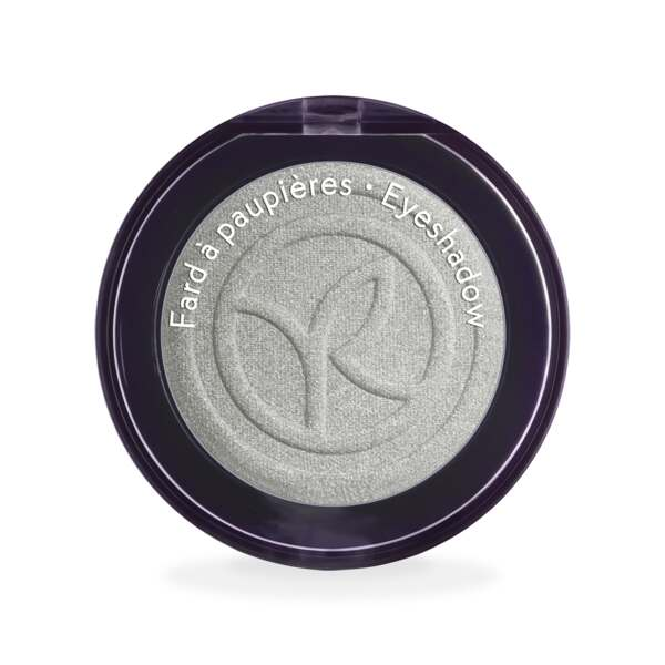 Botanical Color Eyeshadow – Sparkling Silver