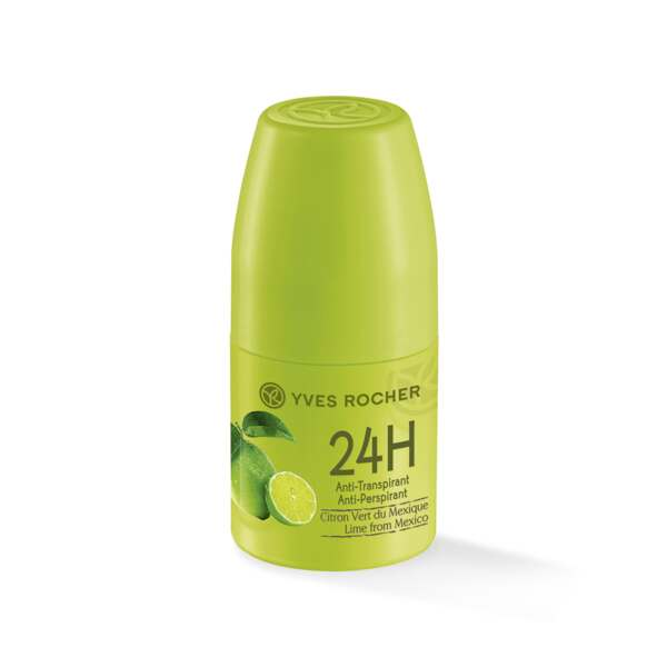 Green Lemon from Mexico Roll-on Deodorant