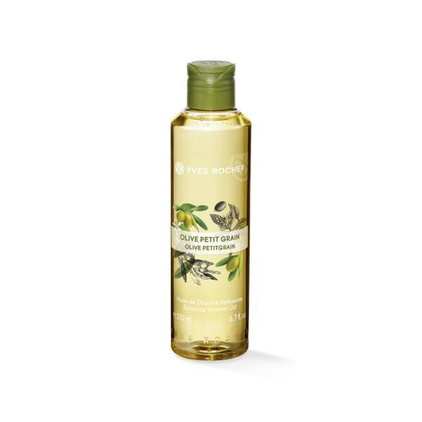 Relaxing Shower Oil - Olive Petitgrain