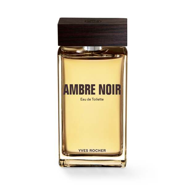 Ambre Noir - Eau de Toilette for men 100 ml