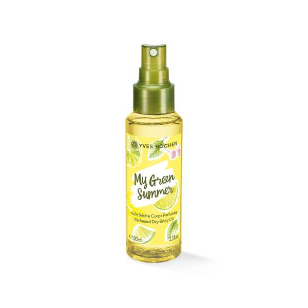 Perfumed Dry Body Oil - Body,body care,My Green Summer