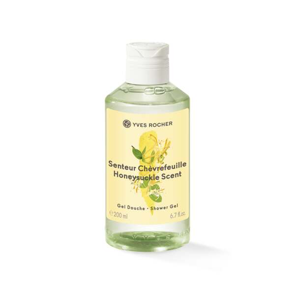 Honeysuckle Shower Gel, hygiene