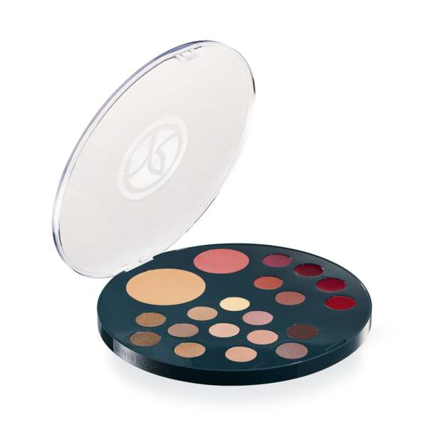 Complexion Eye Lip Palette