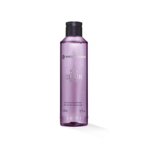 So Elixir Purple Perfumed Bath and Shower Gel
