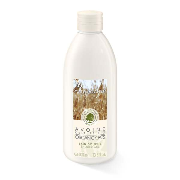 Organic Oats Shower Gel