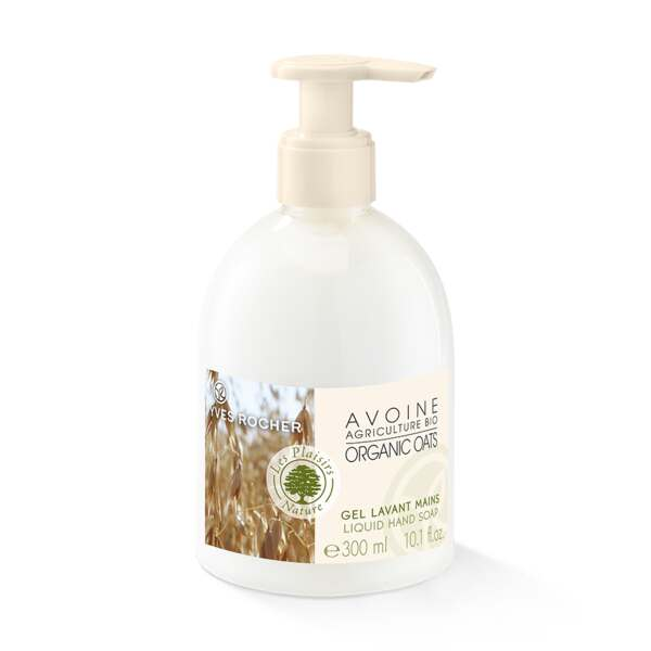 Organic Oats Liquid Hand Soap