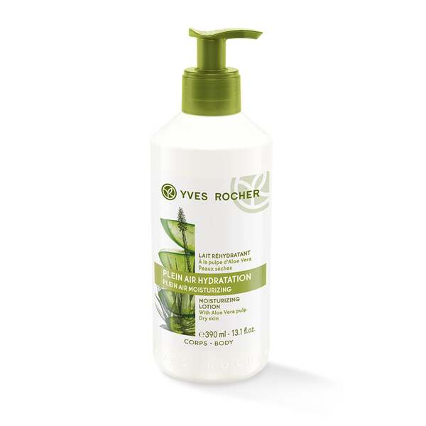 Body Moisturizing Lotion Dry Skin 390 ml | body care