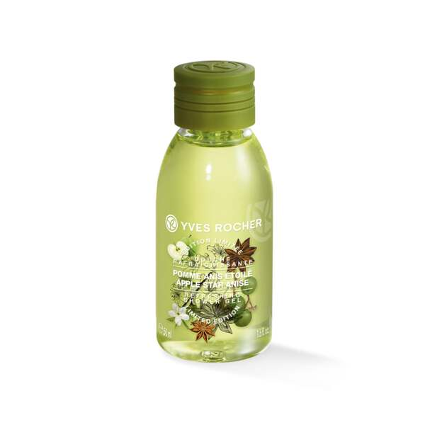 Apple Star Anise Shower Gel - Travel size