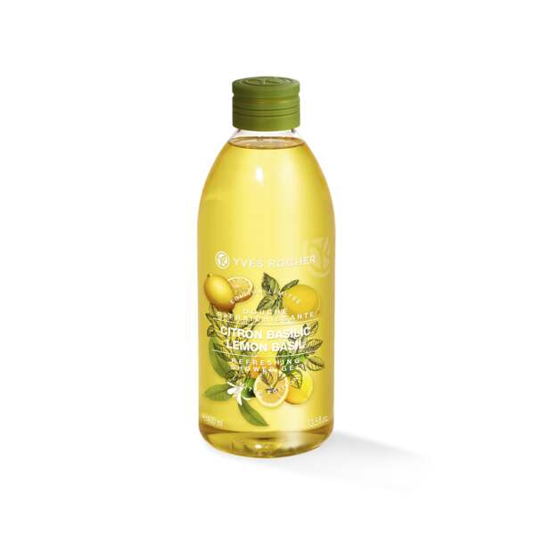 Lemon Basil Bath & Shower Gel