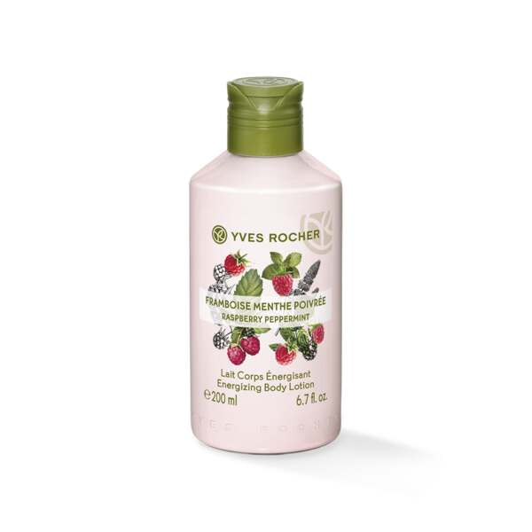Raspberry Peppermint Energizing Body Lotion, Body Care, Body Care by Need, Perfumed Body Moisturizer