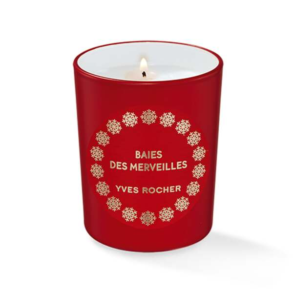 Marvelous Berries Candle
