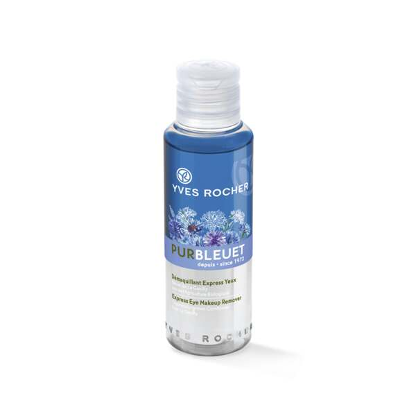 Express Eye Makeup Remover Pur Bleuet 100 ml
