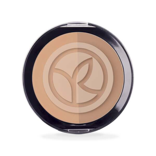 Bronzing Powder Duo - Light veil