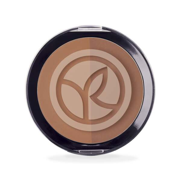 Bronzing Powder Duo - Golden veil