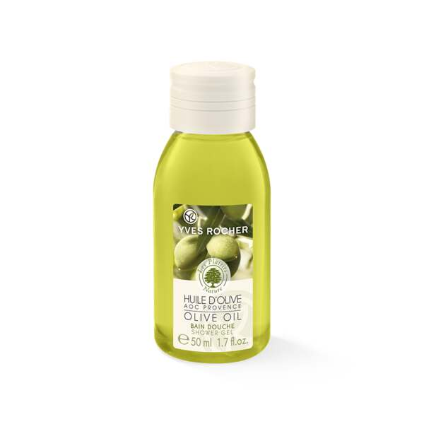 AOC Olive Oil Shower Gel - Travel size