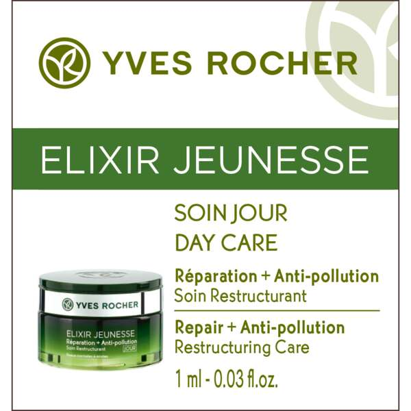 Restructuring Day Care Repair* + Anti-pollution - Normal to combination skin