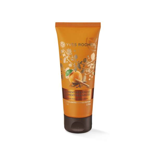 Clementine & Spices Hand Cream