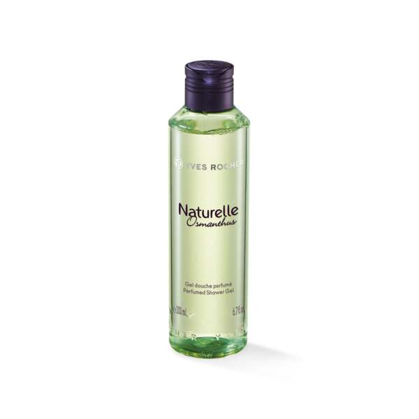 Osmanthus Naturelle Shower Gel
