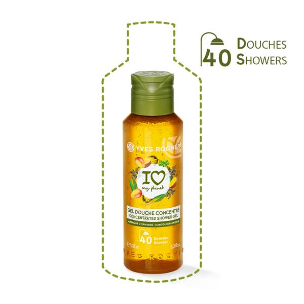 Concentrated Shower Gel - Mango Coriander