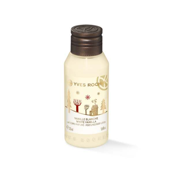 White Vanilla Body Lotion